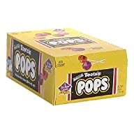 Tootsie Roll Tootsie Pops, Assorted F…