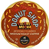 Coffee People Donut Shop Coconut Mocha 24 Count K-cups for Keurig Brewer