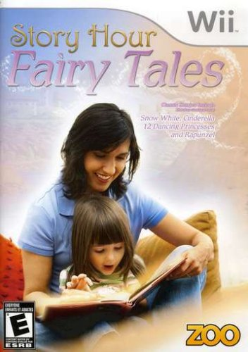 Story Hour: Fairy Tales - Nintendo Wii - 1