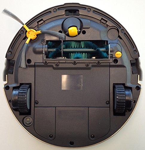 ecovacs d63 deebot staubsauger roboter f r hartb den und. Black Bedroom Furniture Sets. Home Design Ideas
