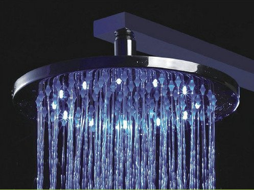 Compare Prices 20 inch Luxury Water Power Round 3 Color LED