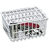 White Dishwasher Basket