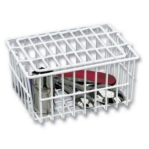White Dishwasher Basket (Dishwasher Caddy compare prices)