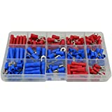 URBEST®200 Piece Electrical Terminal Assortment with Storage Box