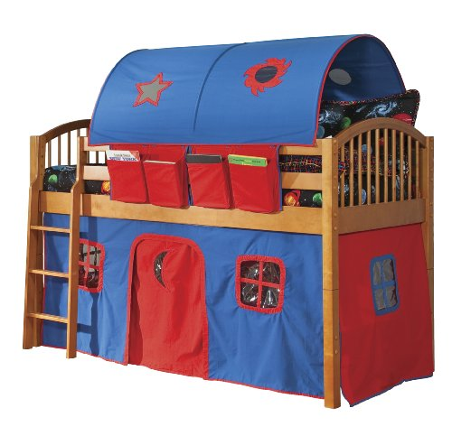 Childrens Bunk Bed 9115 front