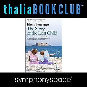 Thalia Book Club: Elena Ferrante's Neapolitan Novels Speech