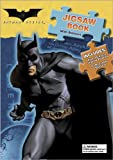 Batman Begins Jigsaw Book: With Stickers & Activities