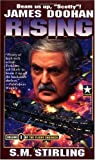 img - for The Rising (Volume 1 of the Flight Engineer - Star Trek's Scotty) book / textbook / text book