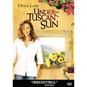 diane lane under the tuscan sun