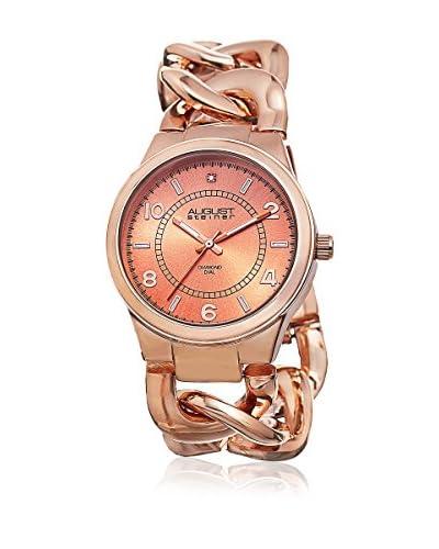 August Steiner Reloj con movimiento cuarzo suizo Woman 38 mm