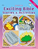 img - for Exciting Bible Stories and Activities, Old Testament book / textbook / text book