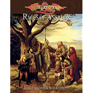 Amazon.com: Dragonlance Races of Ansalon (Dragonlance RPG ...