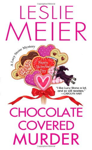 Chocolate Covered Murder (A Lucy Stone Mystery) PDF