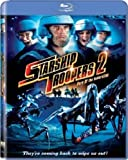 Starship Troopers 2: Hero of the Federation [Blu-ray]