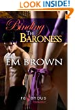 Binding the Baroness (Cavern of Pleasure  Book 3)