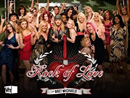 Rock of Love Season 2