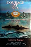 img - for Courage at sea (Canada's military heritage) book / textbook / text book