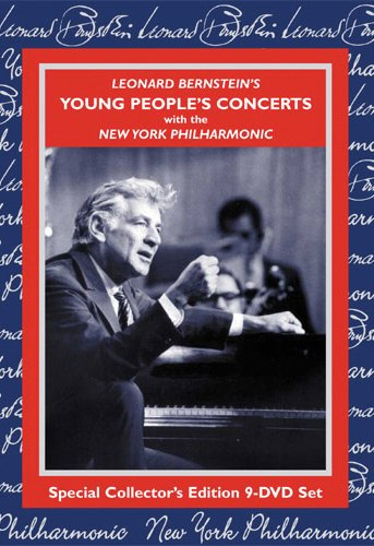 Leonard Bernstein's Young People's Concerts With the Nypo [DVD] [US Import]