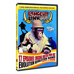 Lancelot Link: Secret Chimp (Authorized Edition)