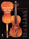 img - for Themes from the Major Violin Concerti book / textbook / text book