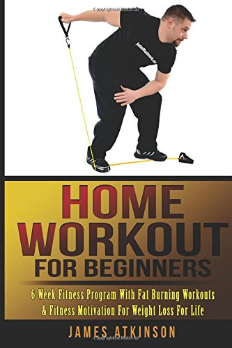 Home workout for beginners week fitness program with