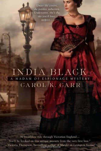 Image of India Black (A Madam of Espionage Mystery)