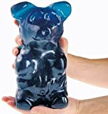 World's Largest Gummi Bear - Blue Raspberry Net Wt. 4LBS