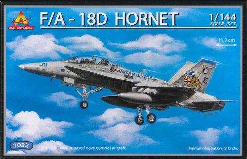 1/144 F / A-18D Hornet