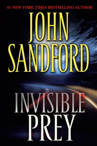 Image for Invisible Prey (Lucas Davenport Mysteries)