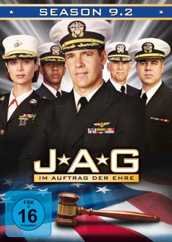 JAG: Im Auftrag der Ehre - Season 9, Vol. 2 [3 DVDs]