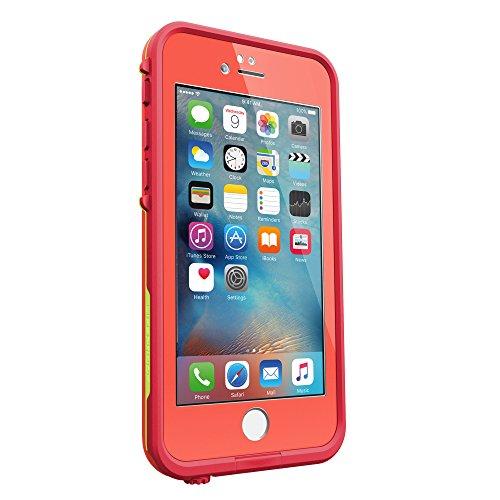 日本正規代理店品・iPhone本体保証付LIFEPROOF 防水 防塵 耐衝撃ケース fre for iPhone 6/6s Sunset Pink IP-68 MIL STD 810F-516 77-52567