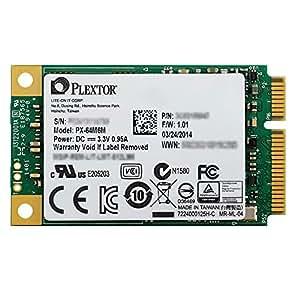 Plextor PX-64M6M 64GB mSata Solid State Drive