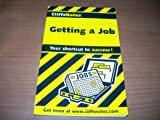 img - for Cliff Notes - Getting a Job - Your Shortcut to Success! book / textbook / text book