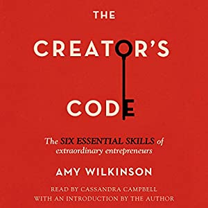 The Creator's Code Audiobook