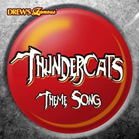 Thunder Cats Theme Song on Thundercats Theme Songs  The Hit Crew  Amazon Co Uk  Mp3 Downloads