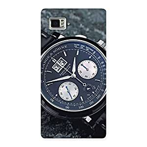 Gorgeous Wrist Watch Multicolor Back Case Cover for Vibe Z2 Pro K920