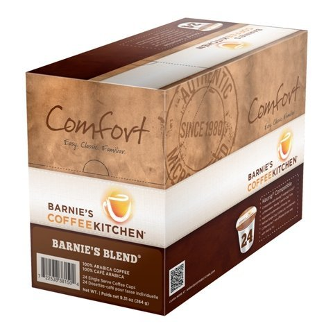 Barnies Coffee Kitchen Snba328150-96 Blend Coffee - 96 Count