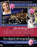 The Photoshop Elements 8 Book for Digital Photographers (Voices That Matter) [Paperback]