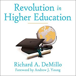 Revolution in Higher Education Audiobook