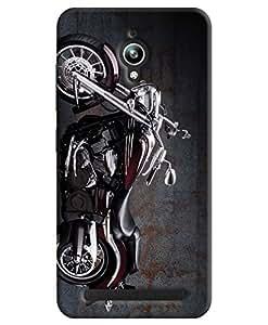 Asus Zenfone Go ZC500TG Back Cover By FurnishFantasy