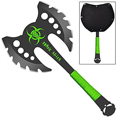 Zombie Killer Recon Double Headed Throwing Axe from Armory Replicas
