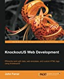 img - for KnockoutJS Web Development book / textbook / text book