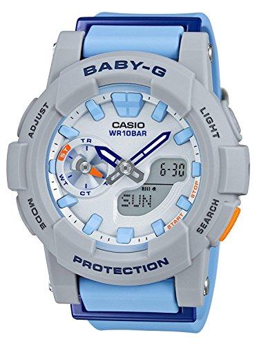 Casio BGA-185-2AER - Reloj de pulsera Mujer, resina, color Azul