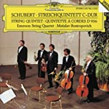 Schubert: String Quintet in C, D. 956 cover image