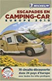 echange, troc Michelin - Escapades en camping-car : Europe