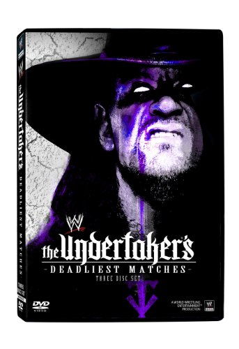 Sale alerts for World Wrestling Undertakers Deadliest Matches [Import] - Covvet