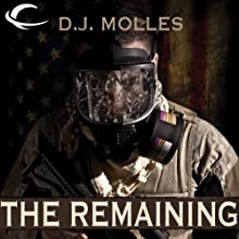 The Remaining (       UNABRIDGED) by D. J. Molles Narrated by Christian Rummel