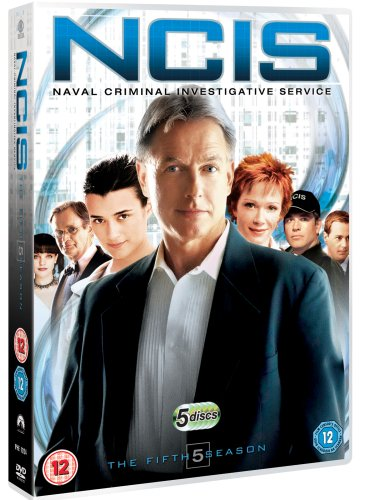 NCIS - Naval Criminal Investigative Service - Season 5 [UK Import]