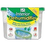 151 INTERIOR DEHUMIDIFIER DE HUMIDIFIER DAMP REMOVERby 151