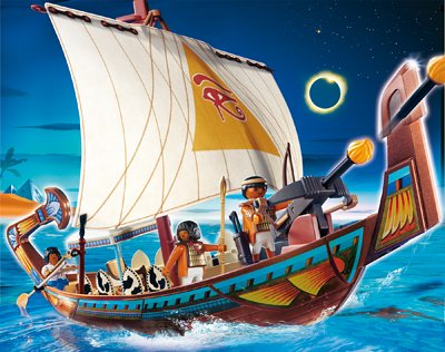 PLAYMOBIL&#174; 4241 - Nilschiff des Pharao